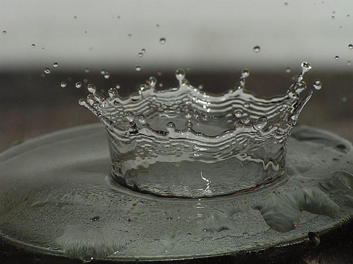 gota de agua micelas